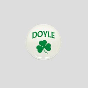 Doyle Irish Mini Button
