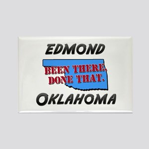 edmond oklahoma - been there, done that Rectangle