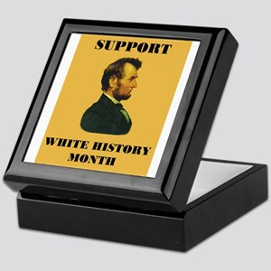 LINCOLN Keepsake Box