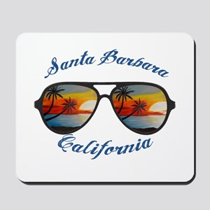 California - Santa Barbara Mousepad