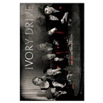 Ivory Drive Large Poster
