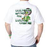 Lucky Darts II Golf Shirt