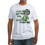 Lucky Darts II Fitted T-Shirt