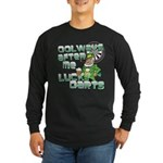 Lucky Darts II Long Sleeve Dark T-Shirt