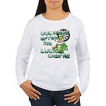 Lucky Darts II Women's Long Sleeve T-Shirt
