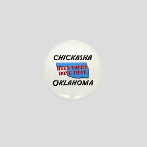 chickasha oklahoma - been there, done that Mini Bu