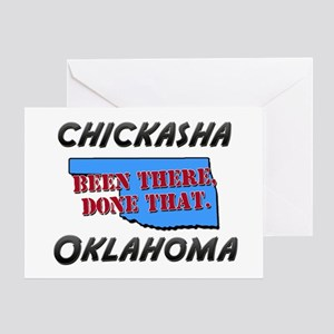 chickasha oklahoma - been there, done that Greetin