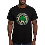 Irish Darts Team Men's Fitted T-Shirt (dark)