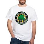 Irish Darts Team White T-Shirt