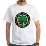 Irish Darts Team White T-Shirt