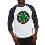 Irish Darts Team Baseball Jersey