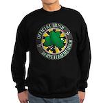 Irish Darts Team Sweatshirt (dark)