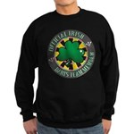 Irish Darts Team Sweatshirt (dark)