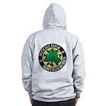 Irish Darts Team Zip Hoodie