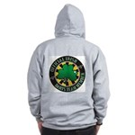 Irish Darts Team Zip Hoodie
