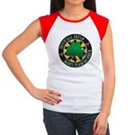 Irish Darts Team Women's Cap Sleeve T-Shirt