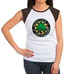 Irish Darts Team Women's Cap Sleeve T-Shirt