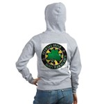 Irish Darts Team Women's Zip Hoodie