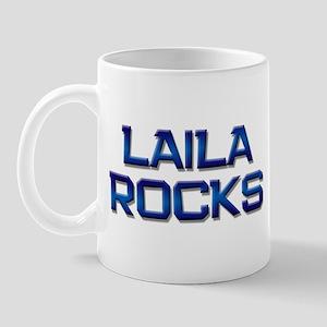laila rocks Mug