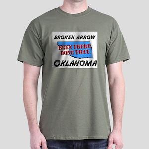 broken arrow oklahoma - been there, done that Dark