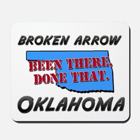 broken arrow oklahoma - been there, done that Mous