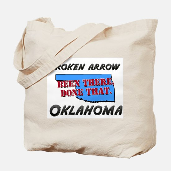 broken arrow oklahoma - been there, done that Tote