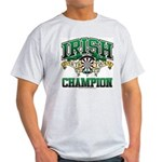 Irish Darts Champ Light T-Shirt