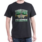 Irish Darts Champ Dark T-Shirt
