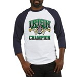Irish Darts Champ Baseball Jersey
