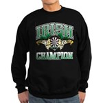 Irish Darts Champ Sweatshirt (dark)