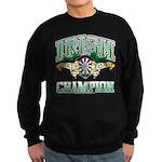 Irish Darts Champ Sweatshirt (dark)