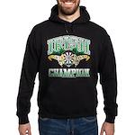 Irish Darts Champ Hoodie (dark)