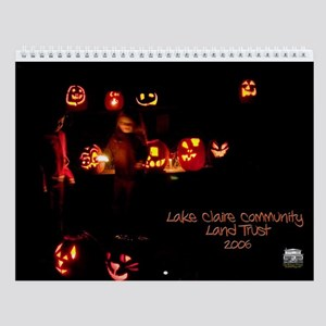 Lake Claire Community Land Trust Wall Calendar