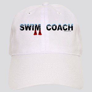Swim Coach Cap