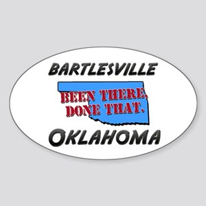 bartlesville oklahoma - been there, done that Stic