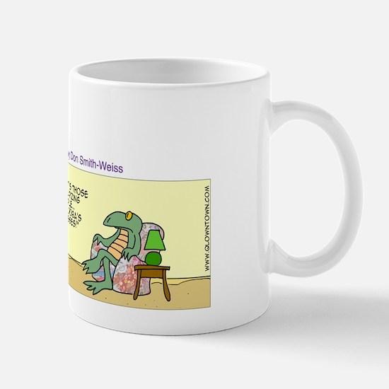 Cute Soliciting Mug