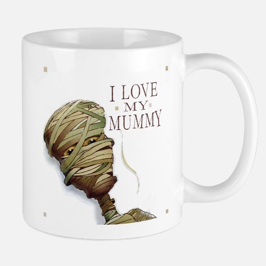 Cute I love egypt Mug