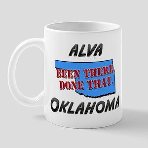 alva oklahoma - been there, done that Mug