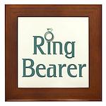 Ring Bearer Framed Tile