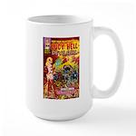 LUCY HELL, Devilgirl Large Mug