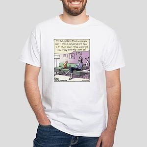 Bizarro Cat Survey T-Shirt