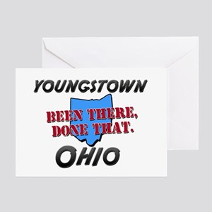 youngstown ohio - been there, done that Greeting C
