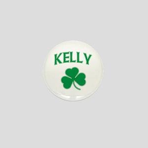 Kelly Irish Mini Button