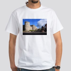 Windsor White T-Shirt
