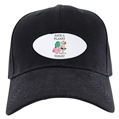 """Save A Planet"" Baseball Hat"