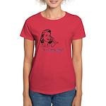 I'm a cunning linguist Women's Dark T-Shirt