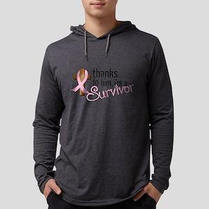 Im A Survivor Long Sleeve T-Shirt