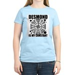 Desmond Is My Constant Women's Light T-Shirt