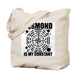 Desmond Is My Constant Tote Bag