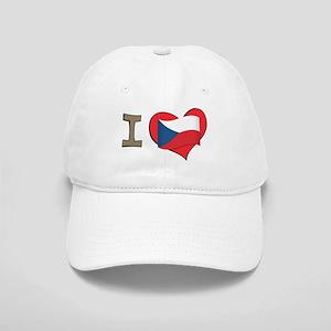 I heart Czech Cap